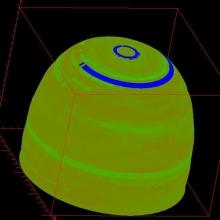 C扫描图像重构软件